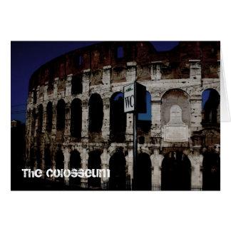 Colosseum Felicitacion