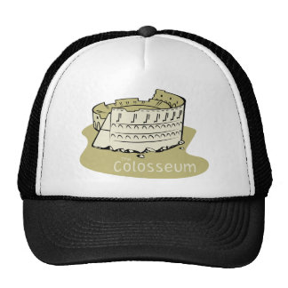 Colosseum Mesh Hat