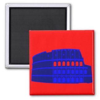 Colosseum Imán Cuadrado