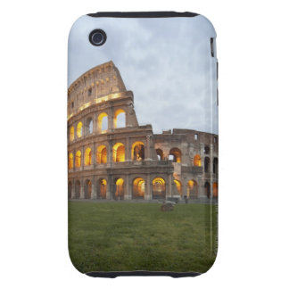 Colosseum in Rome, Italy Tough iPhone 3 Cover