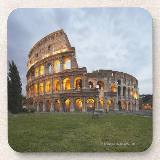 Colosseum in Rome, Italy Coaster