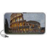 Colosseum in Rome, Italy Portable Speaker