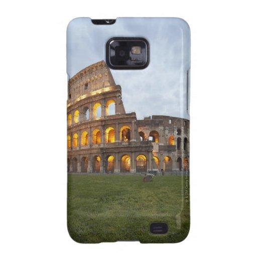 Colosseum in Rome, Italy Samsung Galaxy Case
