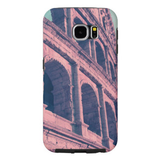 Colosseum in Rome. Monumental 3-tiered Roman Samsung Galaxy S6 Case