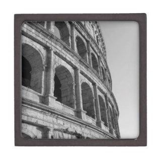 Colosseum in Rome. Monumental Roman amphitheater Jewelry Box