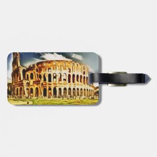 Colosseum, Italia Etiquetas Maleta