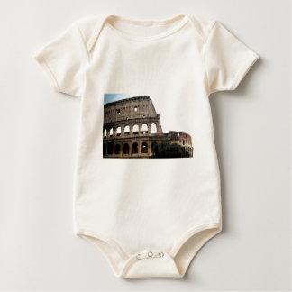Colosseum Italian Travel Photo Baby Bodysuit
