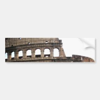 Colosseum Italian Travel Photo Bumper Sticker