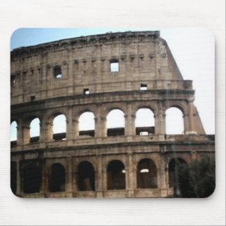 Colosseum Italian Travel Photo Mouse Pad