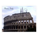 colosseum italy postcards