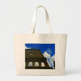 colosseum large tote bag