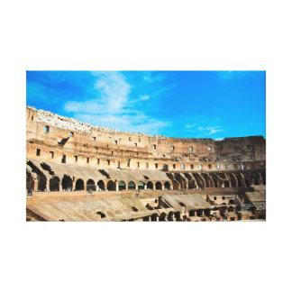 Colosseum Lona Envuelta Para Galerias