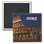 colosseum MAGNEgeratoT de Roma Imanes