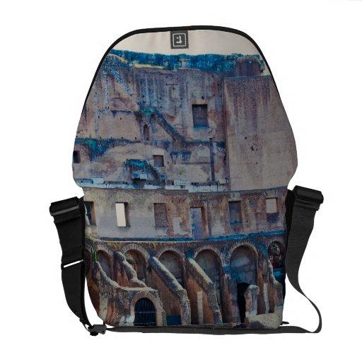 Colosseum Messenger Bag