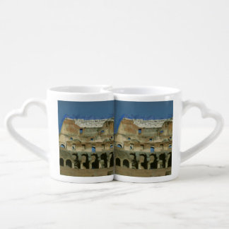 Colosseum painting, Rome Coffee Mug Set