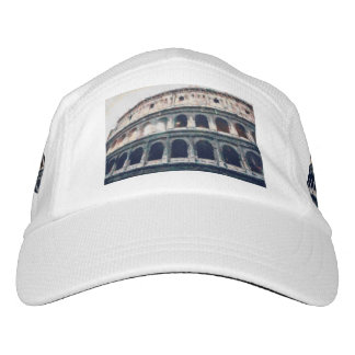 Colosseum painting, Rome Headsweats Hat