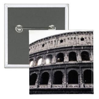 Colosseum Pin Cuadrado