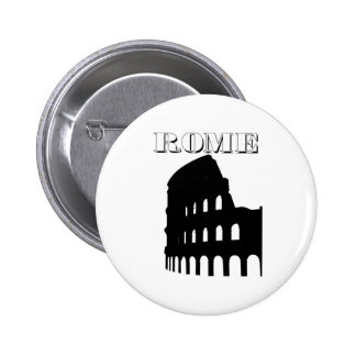 Colosseum Pinback Buttons