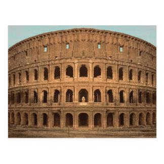 Colosseum Post Card