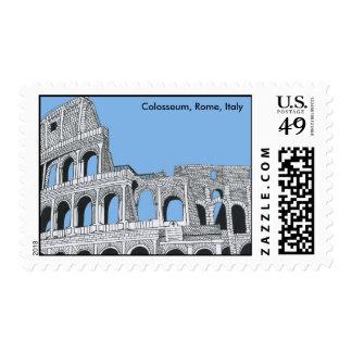 Colosseum Postage