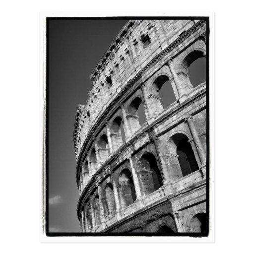 Colosseum Postcard Post Card