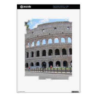 ¡Colosseum Roma encendido! Skins Para eliPad 2