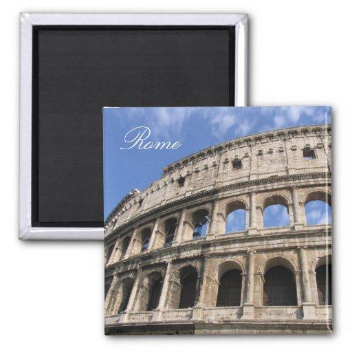 Colosseum, Roma Imanes De Nevera