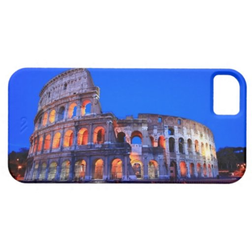 Colosseum Roma iPhone 5 Protectores