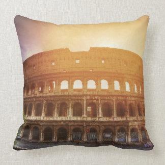 Colosseum, Roma, Italia Cojín