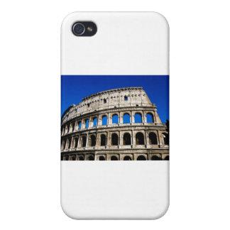 Colosseum Roma Italia iPhone 4/4S Carcasa
