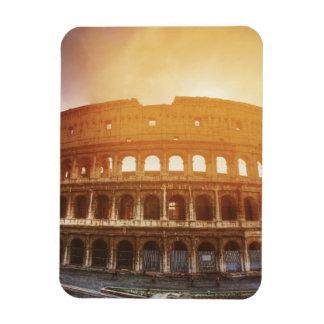 Colosseum, Roma, Italia Iman Rectangular