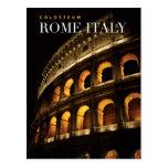colosseum Roma Italia Postal