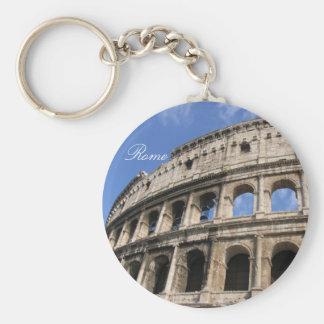 Colosseum, Roma Llavero Redondo Tipo Pin