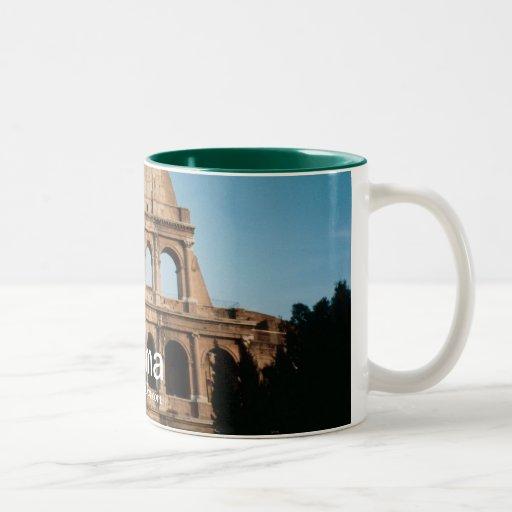 Colosseum, Roma Mug