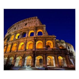 Colosseum Roma Posters