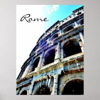 Colosseum, Roma, poster