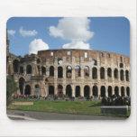 Colosseum Roma Tapetes De Raton