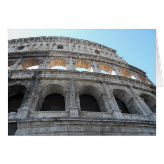 Colosseum- Roma Tarjeta Pequeña