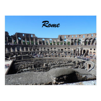 Colosseum- Roma Tarjetas Postales