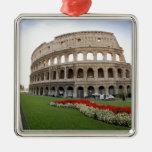 Colosseum romano adorno de reyes