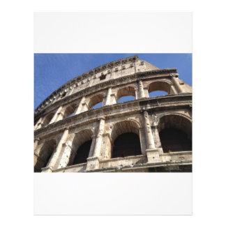 "Colosseum romano folleto 8.5"" x 11"""