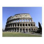 Colosseum romano Lazio, Italia Postales