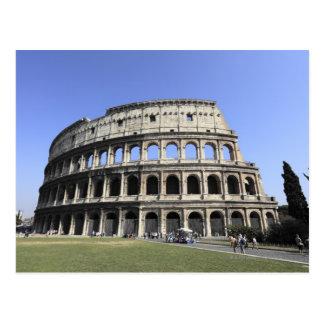 Colosseum romano Lazio Italia Postales