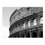 Colosseum romano postal