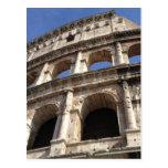 Colosseum romano postales