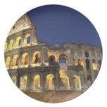 Colosseum romano, Roma, Italia 2 Plato