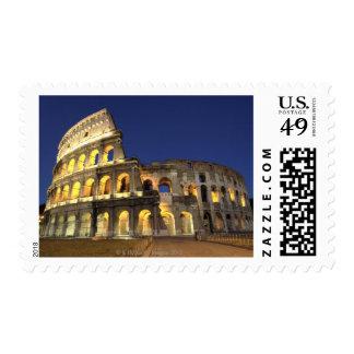 Colosseum romano, Roma, Italia 2 Sello