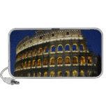 Colosseum romano, Roma, Italia 3 iPod Altavoces