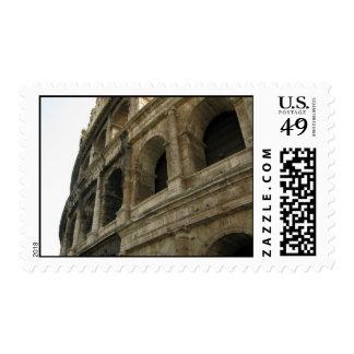 Colosseum romano franqueo