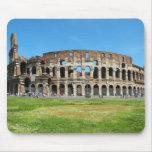 Colosseum romano tapetes de raton